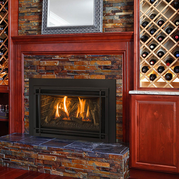 kitchen appliance sale high table fireplace inserts, log sets & zero clearance fireplaces ...