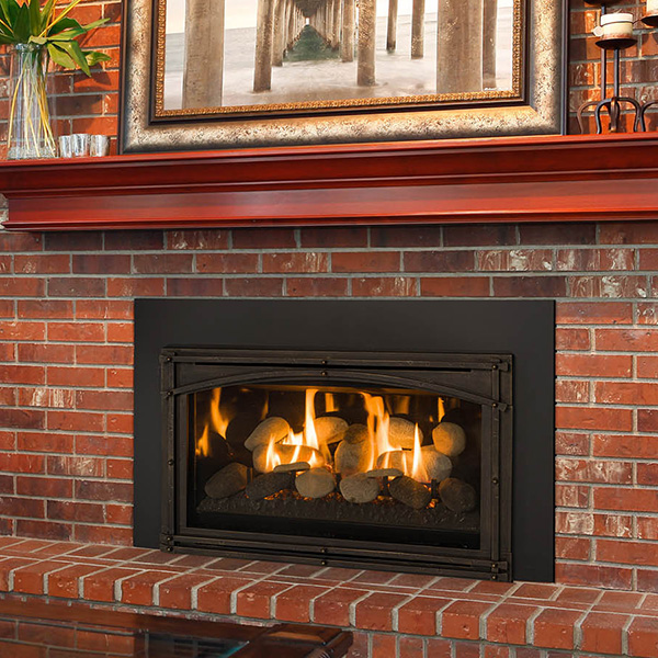 kitchen stoves gas cabinet calculator kozy heat chaska 29r fireplace insert - nw natural ...