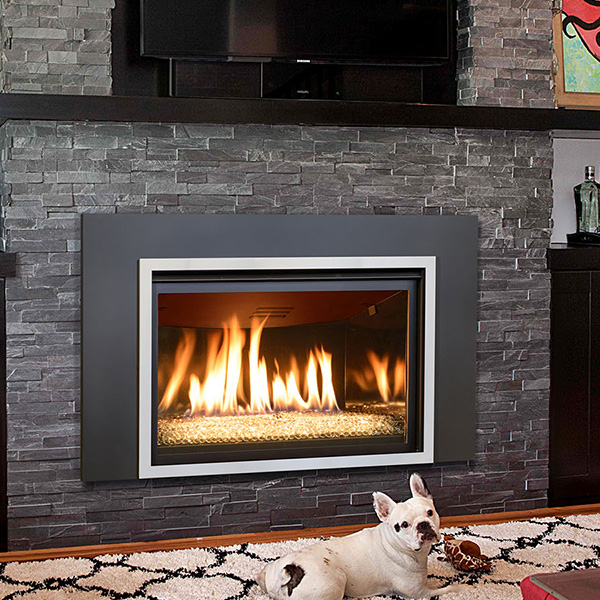 Kozy Heat Chaska  Gas Fireplace Insert  NW Natural Appliance Center