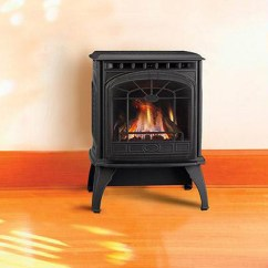 Kitchen Aid Stoves Rustic Tables And Chairs Quadra Fire Garnet Freestanding Gas Fireplace - Nw Natural ...