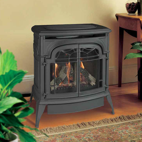 Free Standing Gas Fireplace Amp Stoves Portland NW Natural Appliance