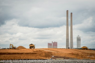 Cleaning up TVA's coal fly ash spill