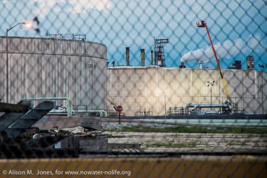 "New Orleans, Lower Mississippi River Basin, ""Petro-Chemical Alley"""