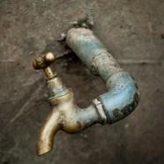 blue-water-spigot