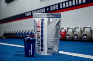 f45 fuel protein