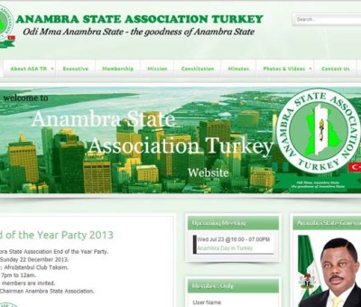 ASA Turkey Website
