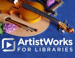 ArtistWorks for Libraries
