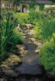 channels and rills natural water
