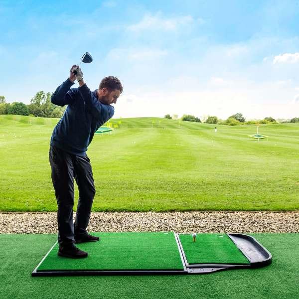 Forb Golf Hitting Mat Pro Driving Range Mats