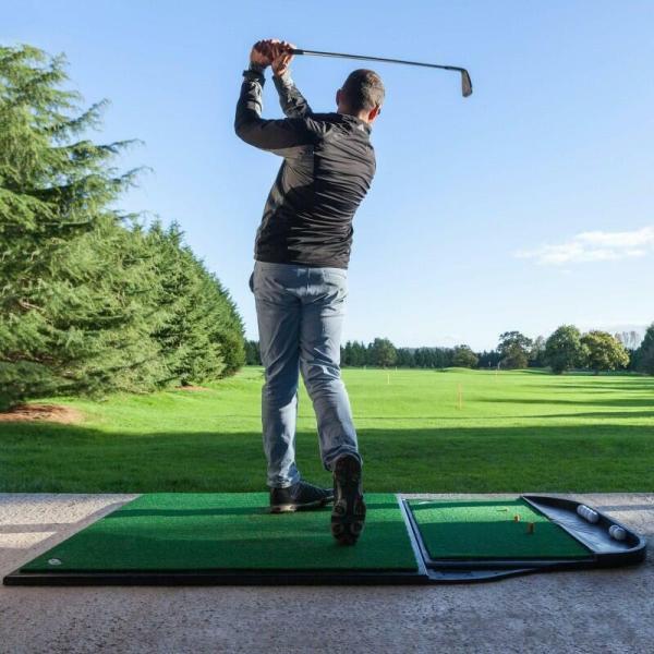 Forb Golf Hitting Mat Pro Driving Range Mats Net World Sports