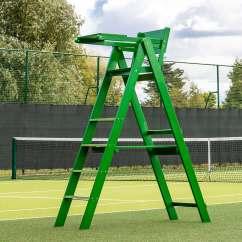 Tennis Umpire Chair Hire Folding Tent Net World Sports