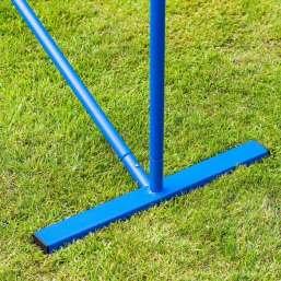 Vrijstaand Voetbal Tennisnet | Geschikt Voor Indoor & Outdoor Gebruik