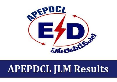 APEPDCL JLM Result 2021, AP Energy Assistant Merit List, Cut Off Marks