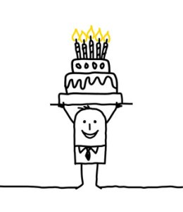 NWSidebar 1st Birthday