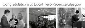 Local Hero Rebecca Glasgow