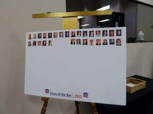 "The WSBA ""Faces of the Bar"" project."