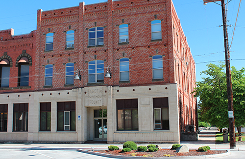 Asotin County Courthouse