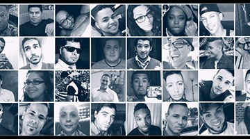 Victims of the Orlando killings