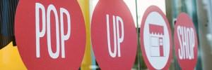 Pop Up Shop storefront