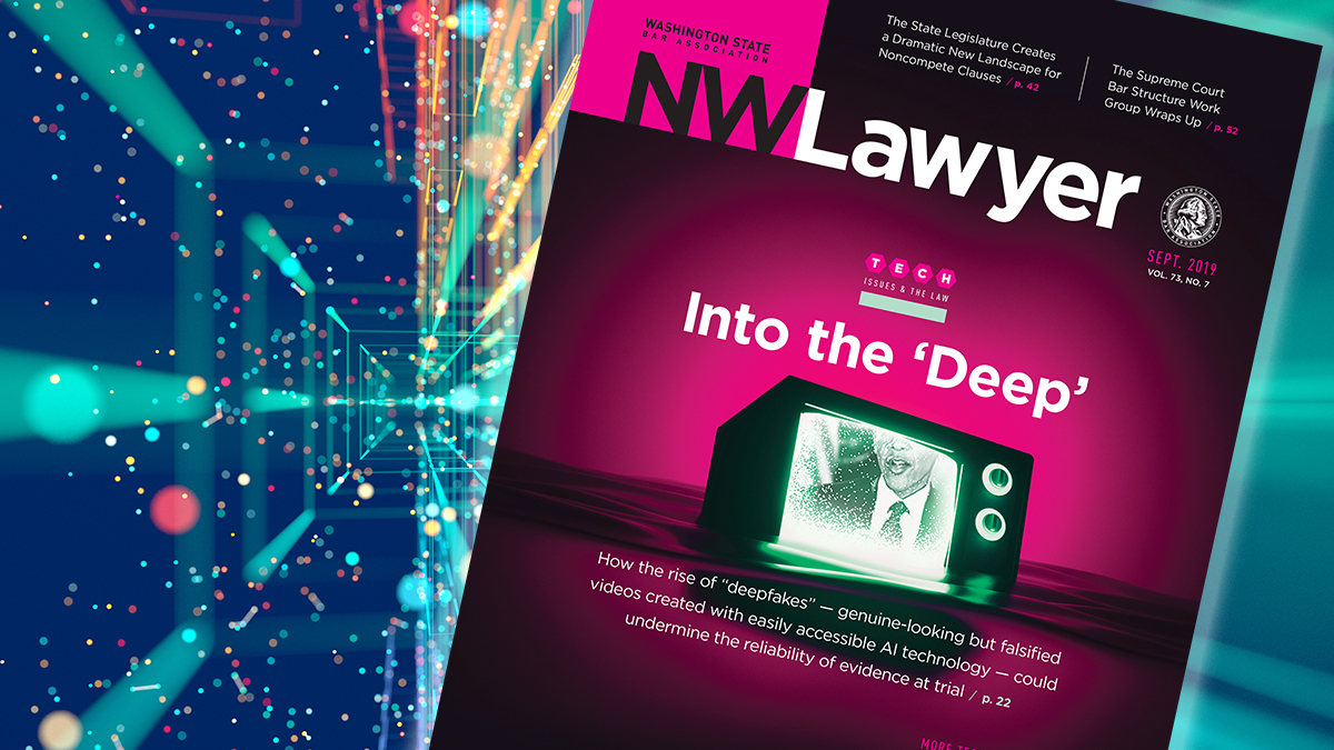 NWLawyer Treks into Tech and the Law