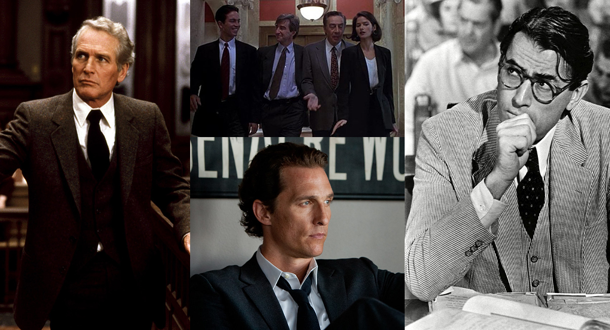 The Best Depictions of Lawyers in Movies and TV