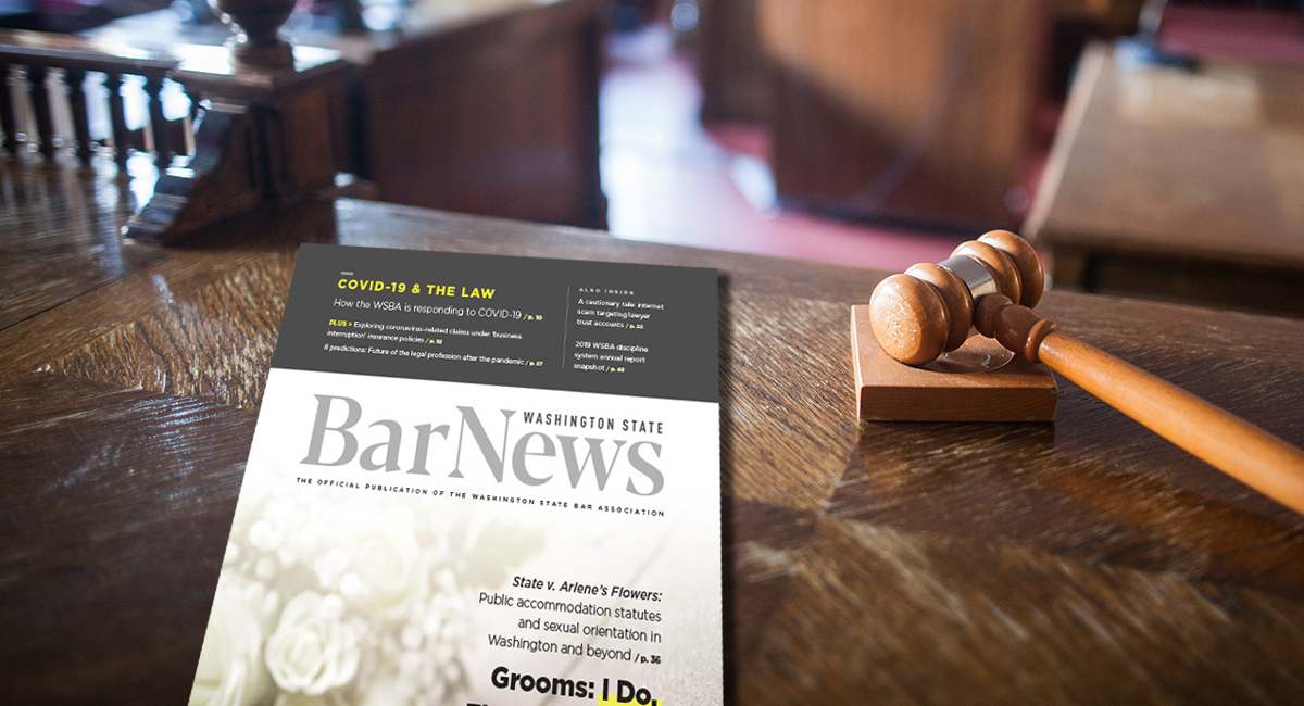 Cover of Bar News