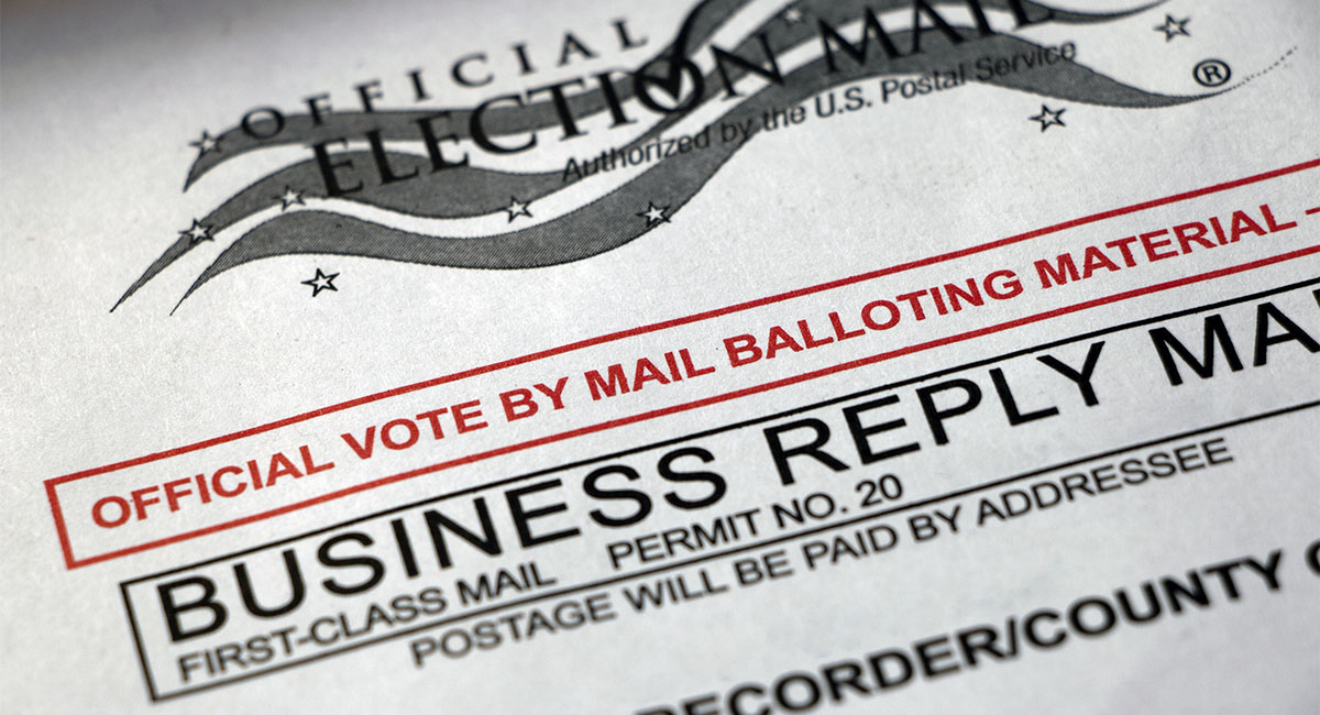 A Brief Legal History of Washington's Vote-By-Mail System