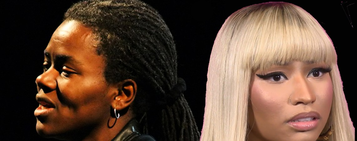 Tracy Chapman & Nicki MInaj