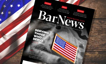 Cover of Bar News Nov 2020