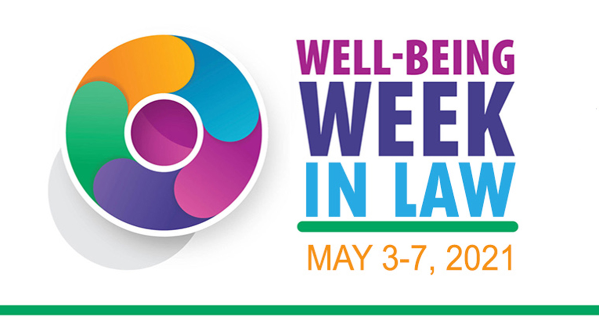 What's in Store for Well-Being Week at the WSBA