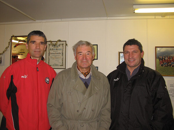 Anglesey/Ynys Môn football greats past and present – No1 Viv Williams