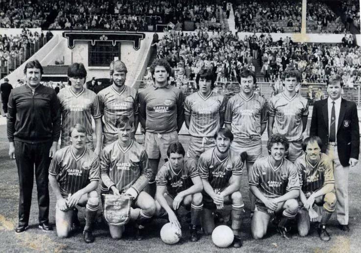 North Wales football's greatest stories No7: Bangor City play at Wembley