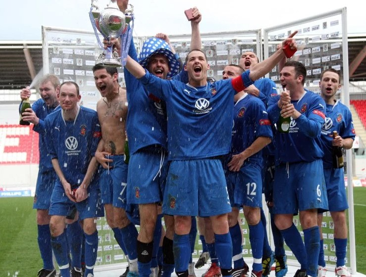 North Wales football's greatest stories No15: Three Welsh Cups in a row for Bangor City