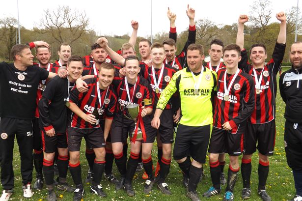 North Wales football's greatest stories No16: Cefn Albion – four-timer in their debut season