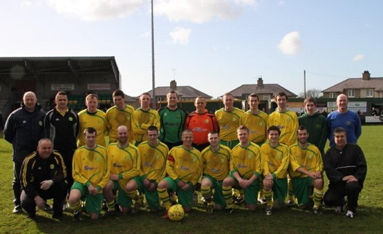 North Wales football's greatest stories No9: One of Caernarfon's greatest football nights in years