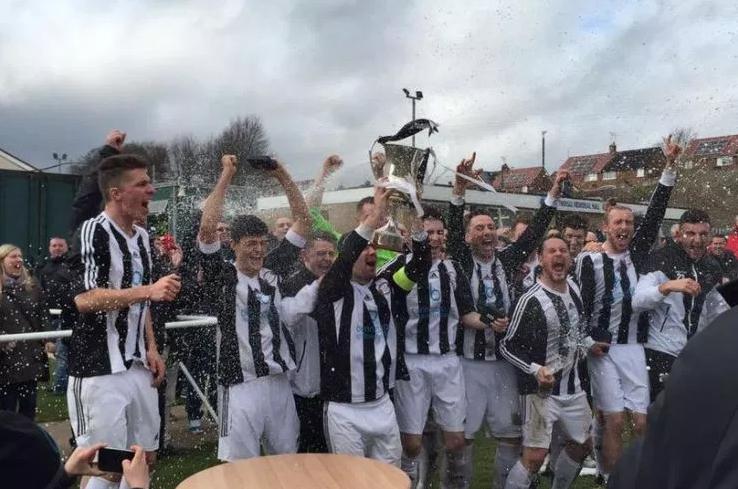 North Wales football's greatest stories No4: Llandudno FC – 2014/15 and finally the bride