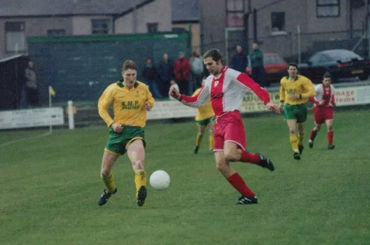 Anglesey/Ynys Môn football greats past and present – No10 Eifion Williams