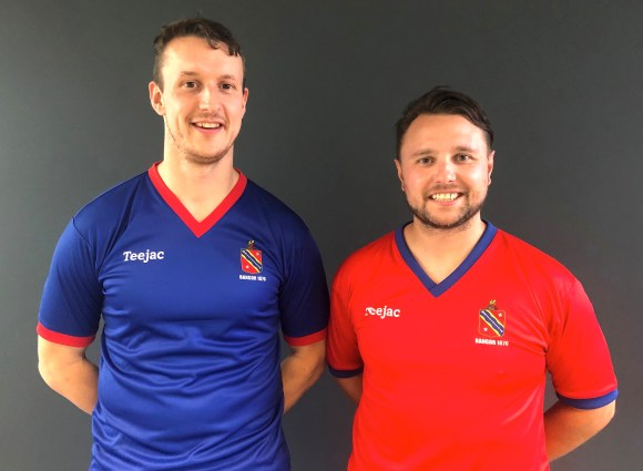 Bangor 1876 could hardly have chosen two better first signings to whet supporters' appetites