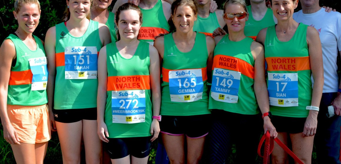 Bronze medals for North Wales running team