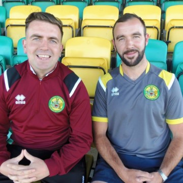 Caernarfon make ex-Oldham defender Pearson first summer signing – also news on friendlies and admission costs