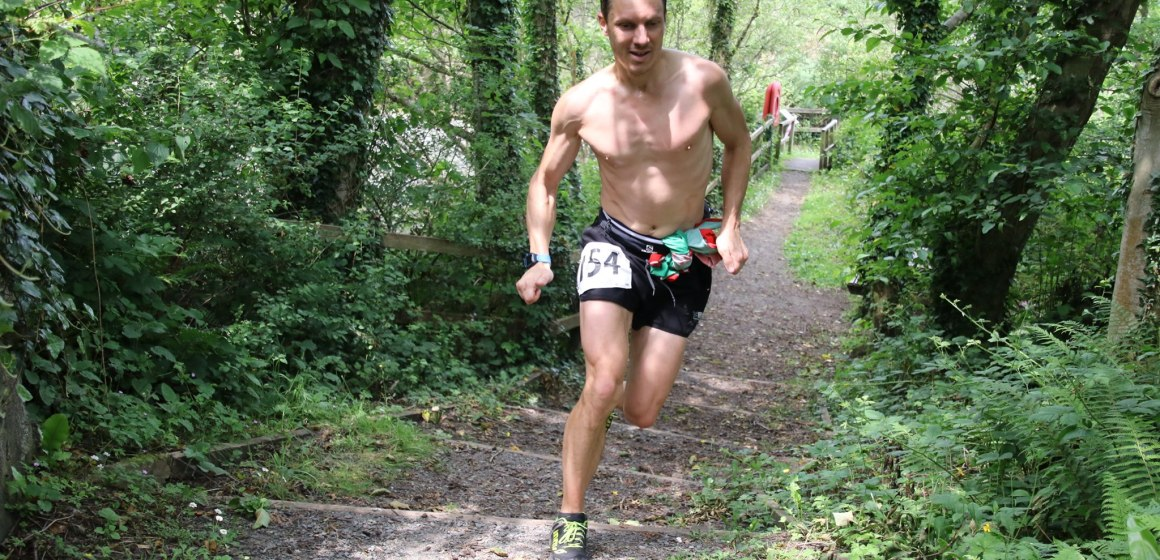 Records smashed in heat at Holyhead Mountain Race