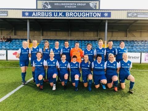 Female Focus: Courteney Page (Airbus Ladies FC)