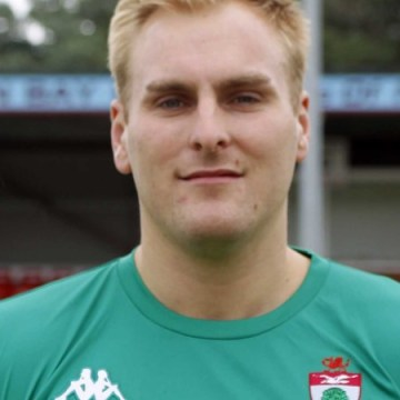 Keeper Coughlin stands out on his return from injury for Colwyn Bay