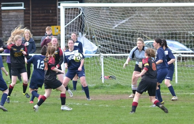 Dramatic change in prospect: North Wales Women's Football League could end up regionalised for 2019-20!