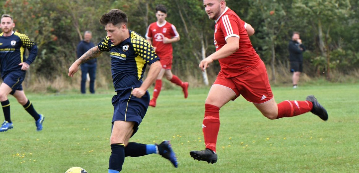 Anglesey League: Hotspur Reserves and Pentraeth Reserves share top spot