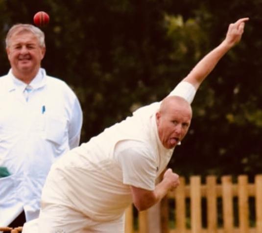 Meet the Cricketer: Gareth Thomas (Perry) – Halkyn CC