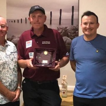 Llanrwst bowler John Bailey wins Craig Roberts Memorial for first time