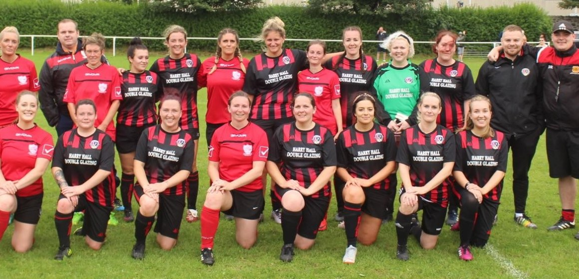 Women's football: Dream start for Llanfairfechan Ladies