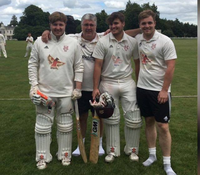 Meet the Cricketer: Matty Ryan (St Asaph CC)