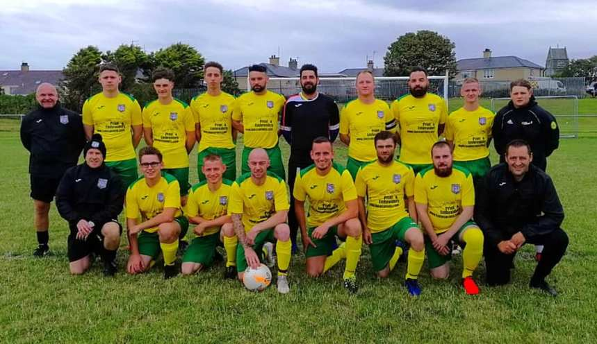 Anglesey League: Eight-goal victories for Rangers and Arriva